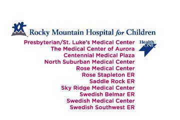 Pediatric Pathologist for Rocky Mountain Hospital for Children - Rocky Mountain Hospital for Children