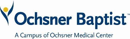 Gynecologic Oncology Surgeon in New Orleans - Ochsner Baptist - A Campus of Ochsner Medical Center